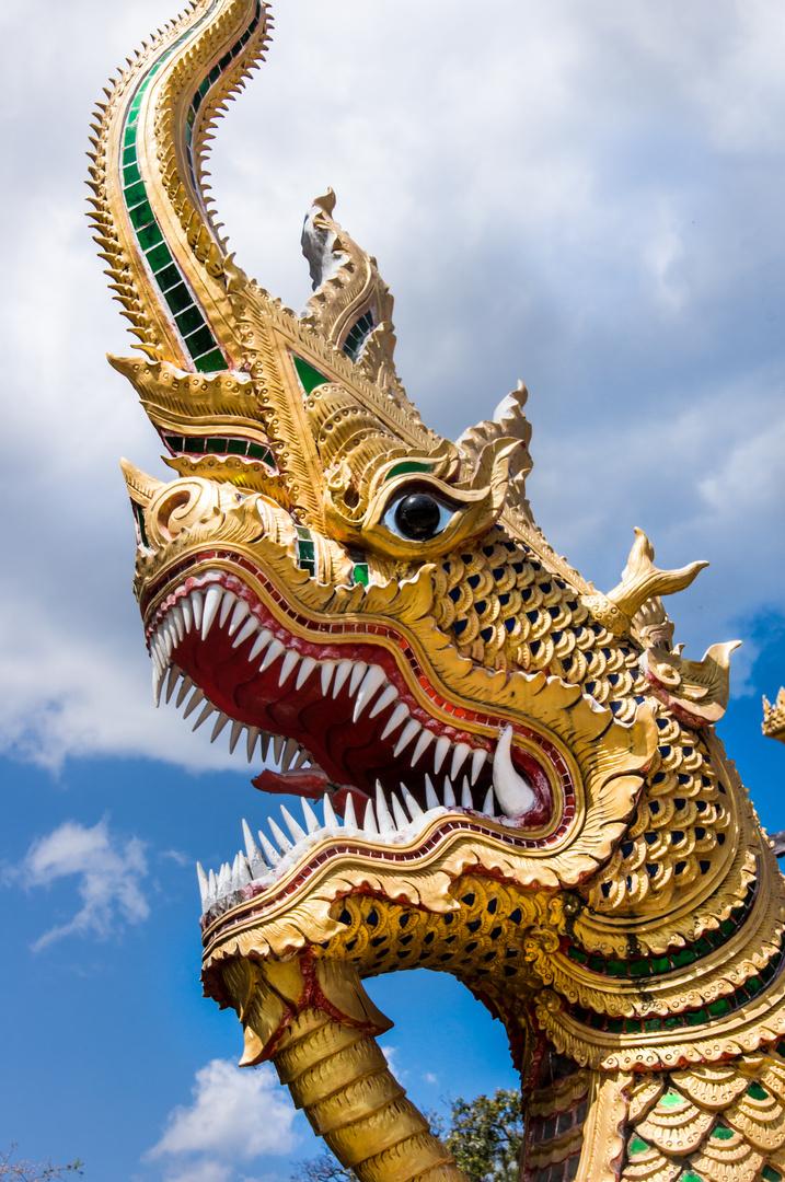 Tempelwächter III - Doi Inthanon/Nordthailand