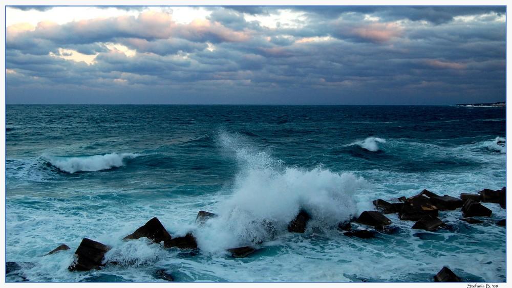 tempesta a nord-est