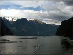 *Tempesta al Fjord *