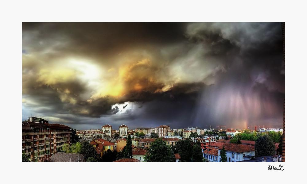 Tempesta in arrivo...