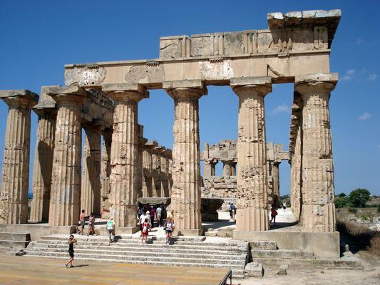 Tempio di  Era - Selinunte - Sicilia