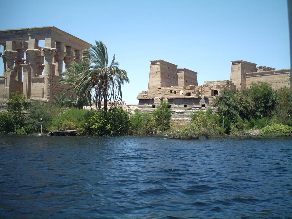 tempio di Phile(Egitto)