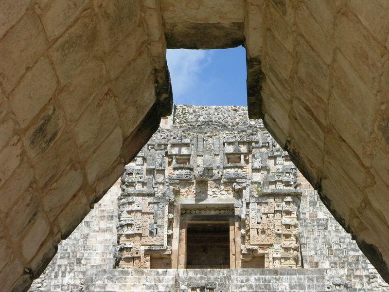 tempio di Uxmal