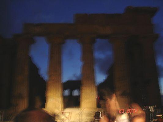 Temple à Selinunte..Sicile