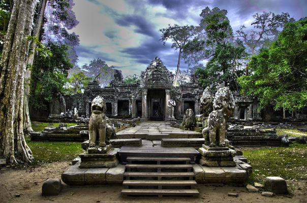 temple ankhor