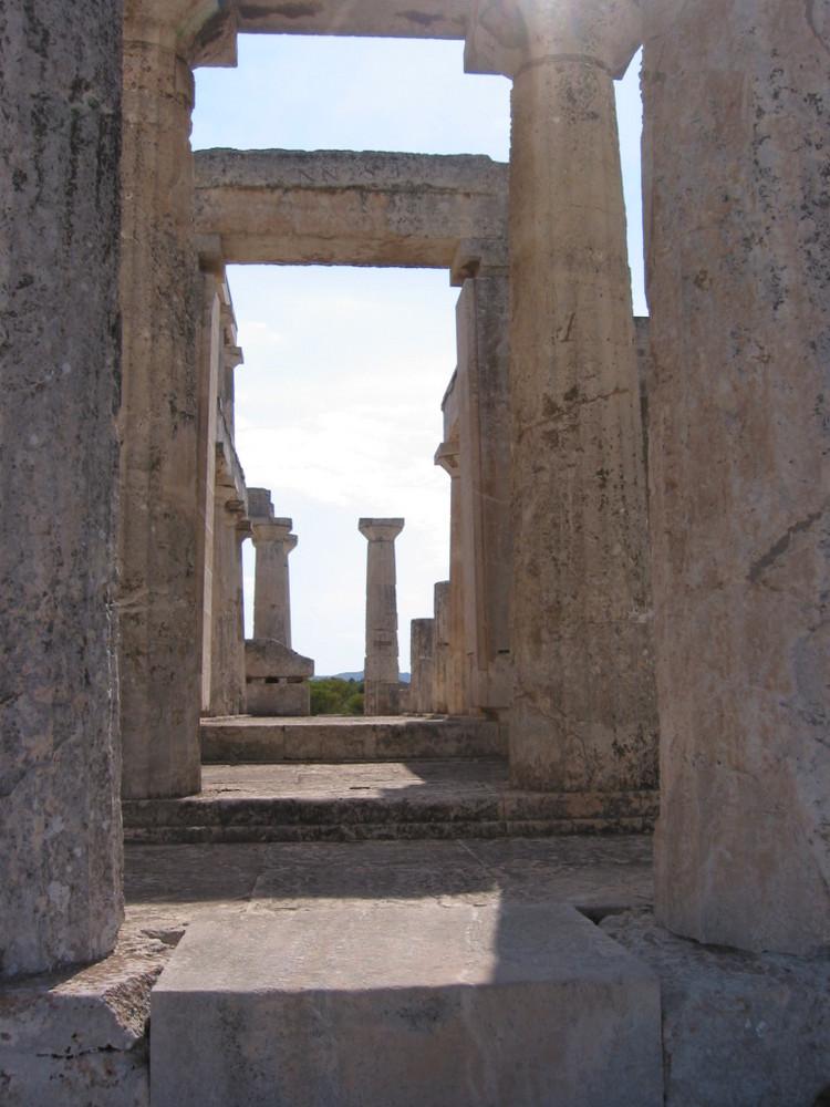 Temple d'Athena