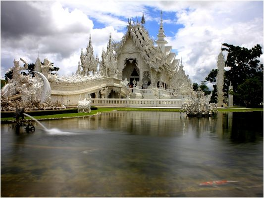 Temple de Chiang Rai