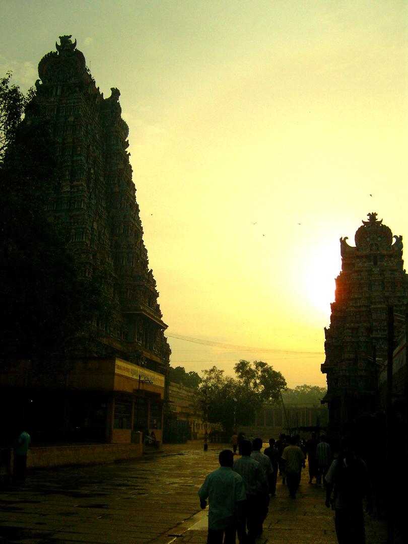 Temple de Maduraï