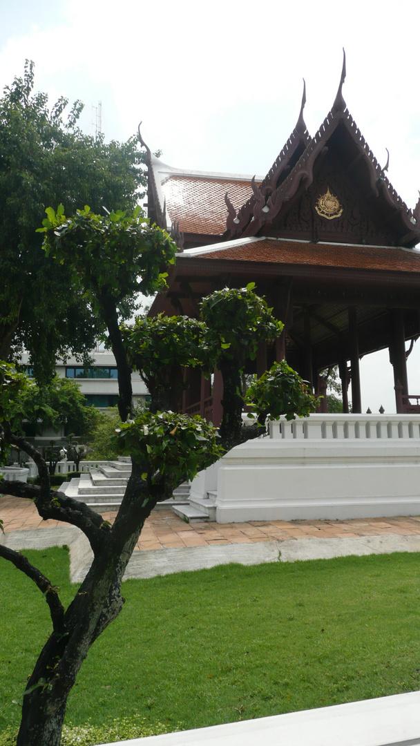 temple en teck