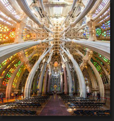 << Temple Expiatori de la Sagrada Família >>