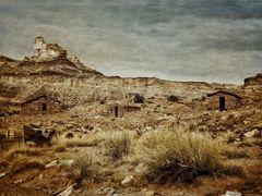 Temple Mountain Uranium Mine 1968