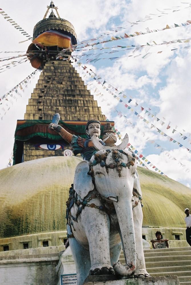 temple népal