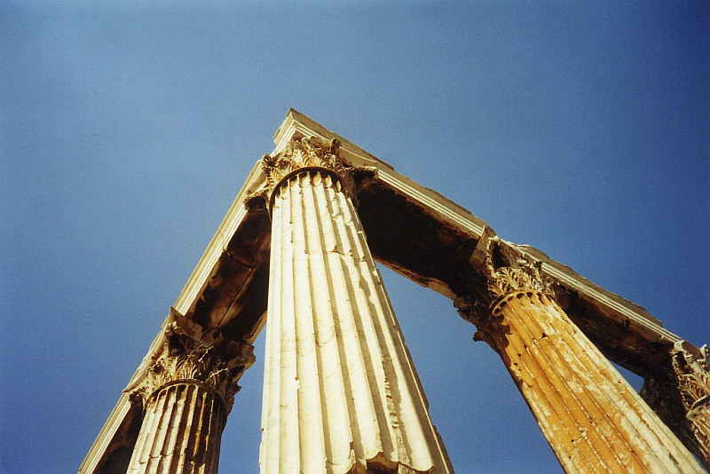 Temple of the Olympian Zeus