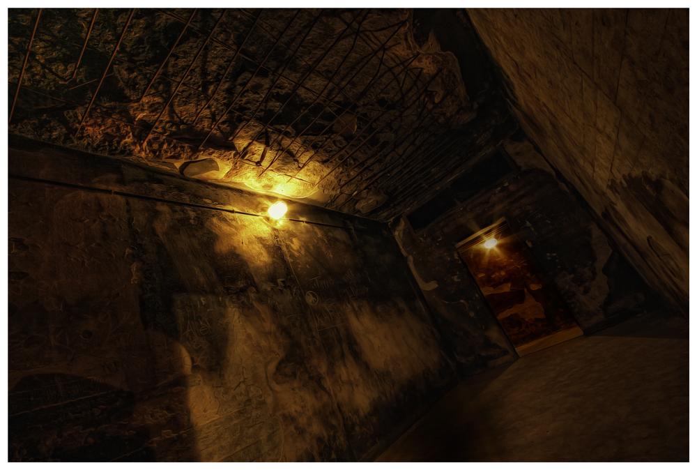 Templeton Peck's Bunker