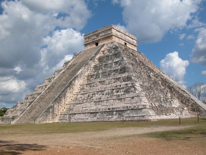Templo de Kukulkán (Chichén Itzá).