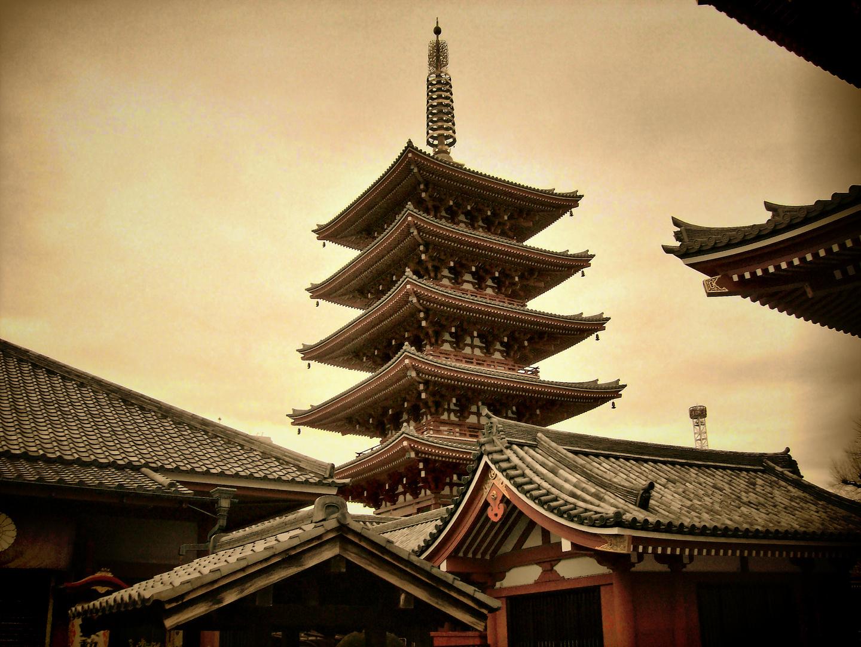 Templo de Senso-ji, Tokyo