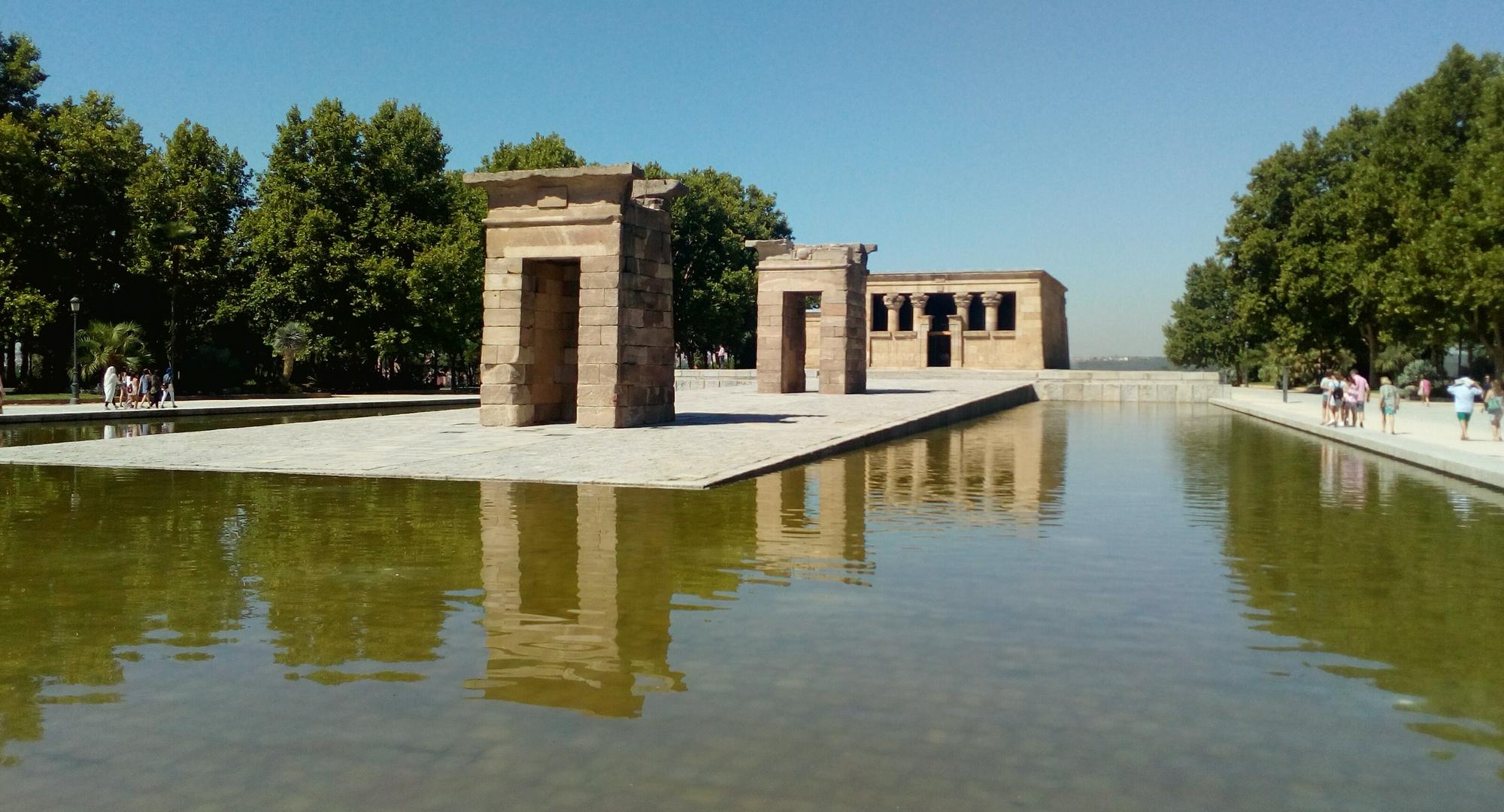 Templo of Debod (Madrid)