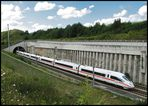 Tempo 300 - Dernbacher Tunnel Südportal