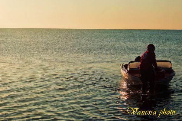 tempo di pesca :)
