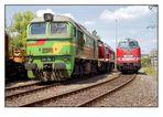 Temporäres Eisenbahnmuseum Fulda