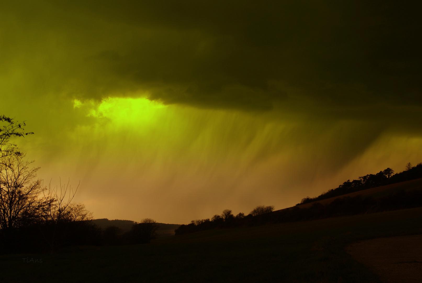 *tempête*