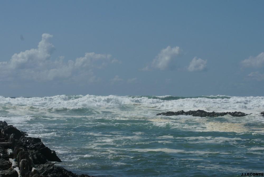 tempête sur l Atlantique ce mois de juillet