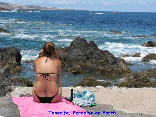 Tenerife natural pools - Paradise on earth