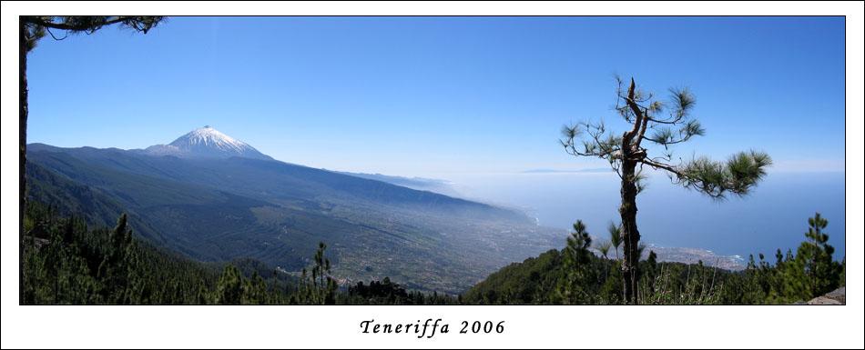 Teneriffa 2006 - Pico del Teide & Orotava Tal