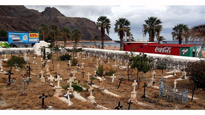 Teneriffa Blues [3]: Es lebe der Zentralfriedhof