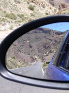 Teneriffa - Fahrt durch den Teide-Nationalpark