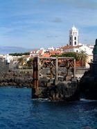 Teneriffa Garachico alter Hafen
