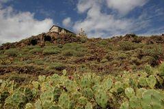 Teneriffa - Geisterstadt nahe Abades 1