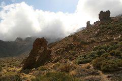 Teneriffa, im Teide Nationalpark: Der Schuh der Königin