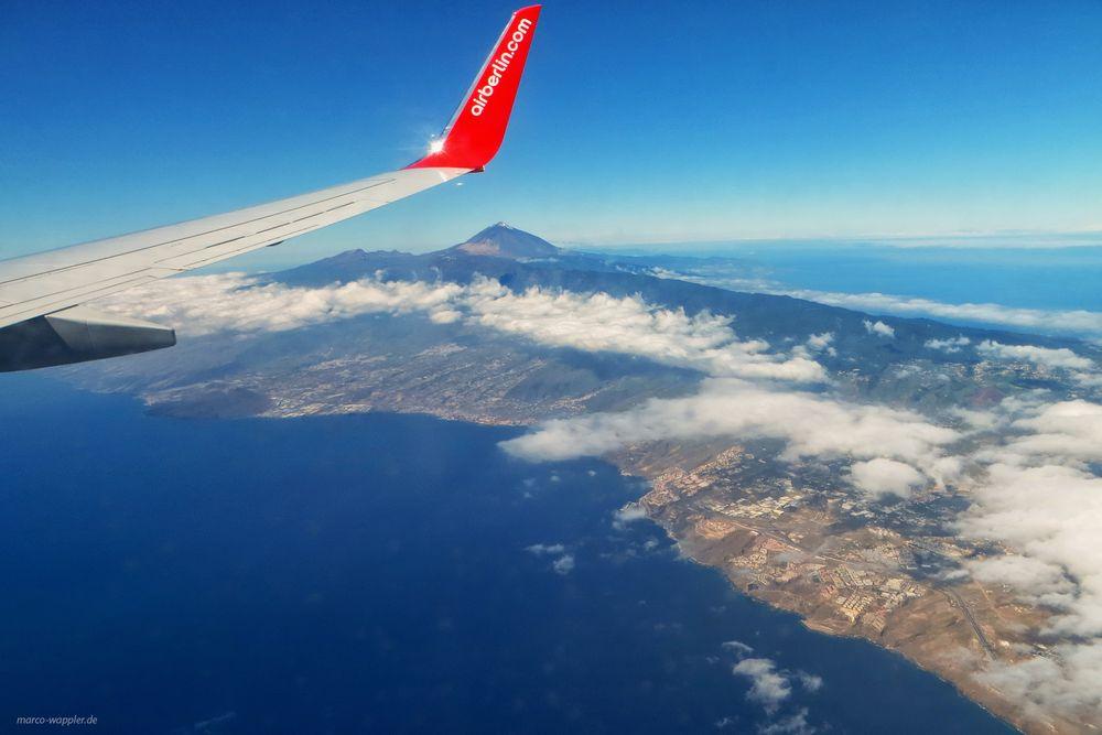 Teneriffa mit Teide