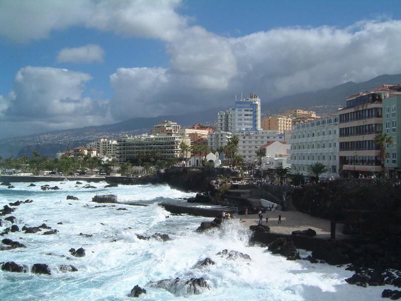 Teneriffa Puerto Cruz