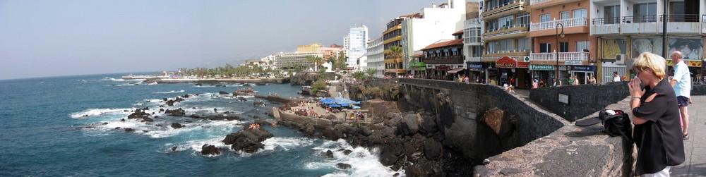 Teneriffa Puerto del a Cruze
