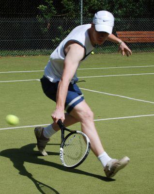 tenis man