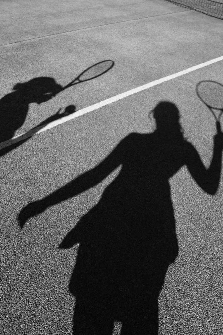 Tennis Matinal