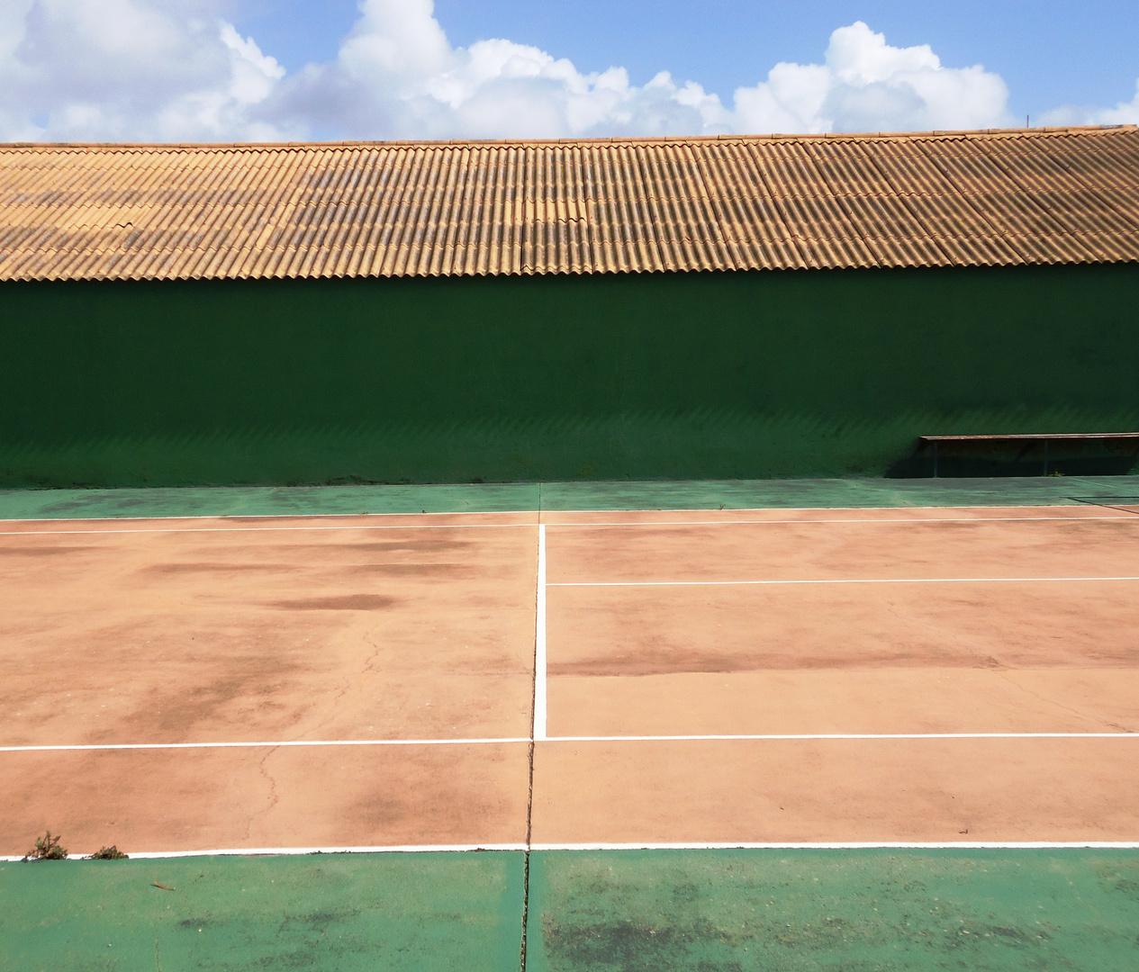 Tennis - öde
