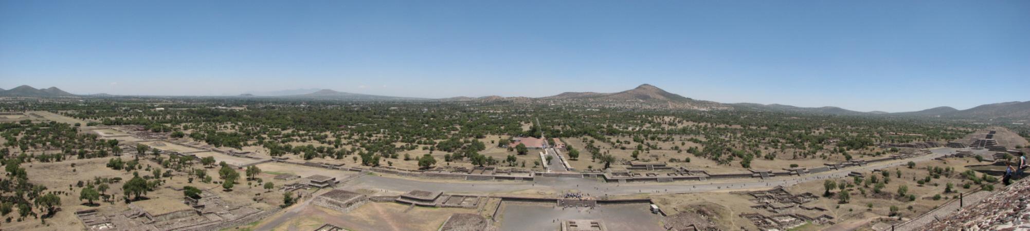 Teotihuacán - Die Straße der Toten - reloaded