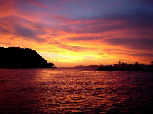Tequilla Sunset