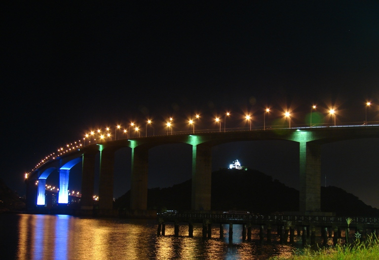 Tercer puente, Vitória, ES, Brasil