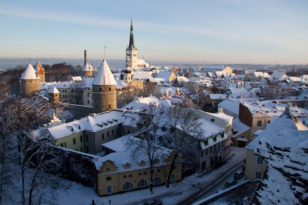 Tere hommikust, Tallinn