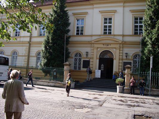 Teresienstadt - ehemaliges Schulgebäude