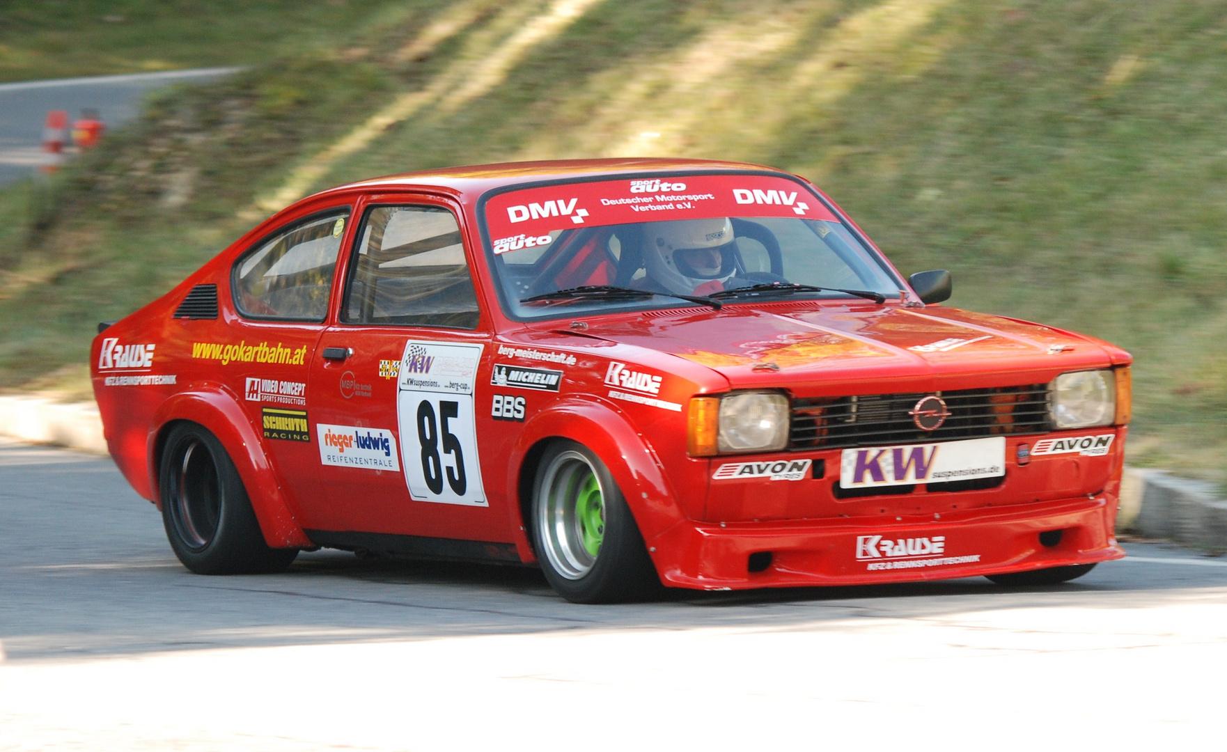 Terler Walter - AUT- Krause Opel Kadett C