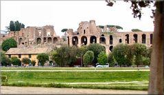 Terme di Caracalla a  Roma