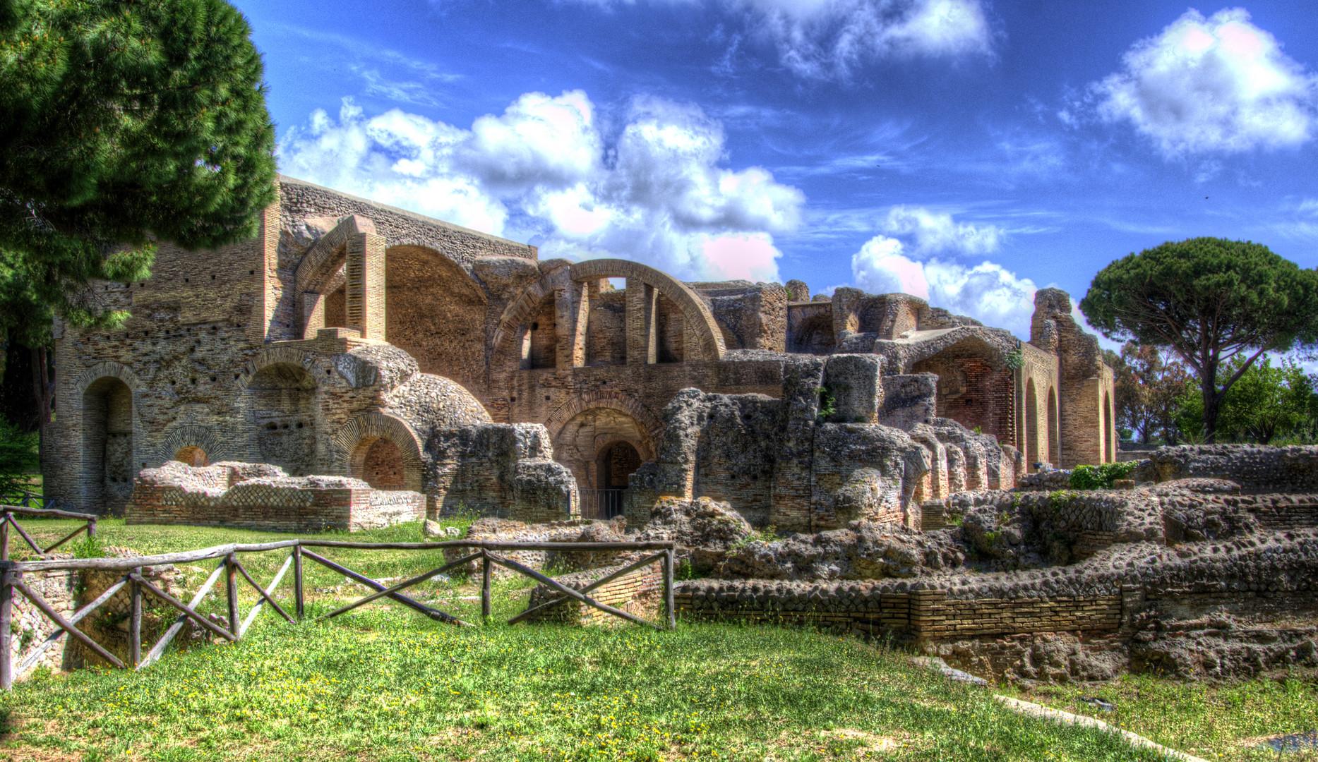 Terme romane