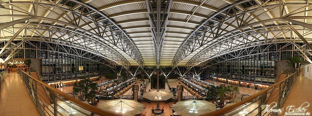 Terminal 2 - Airport Hamburg