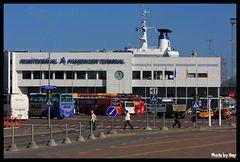 Terminal Tallin zur Viking Line