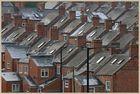 terraced housing in Durham